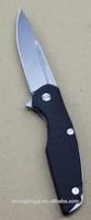 YKK210GH High End 8Cr13 Blade G10 Handle Shirogorov Style Camping Survial Knife