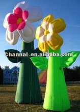 inflatable flower inflatable cartoon outdoor used cartoon