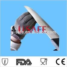 Stainless steel butcher glove,anti cut glove,meat cutting gloves