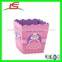 N668 Wholesale Alibaba Pretty Girl Unique Decorative Birthday Empty Box For Sweet
