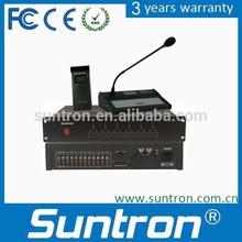 SUNTRON 1+11 Channels Digital Interpreter Console Unit Digital Simultaneous Interpretation System