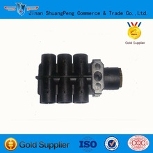 WG9000361404HOWO Truck Parts Auxi-Valve Module truck air brake system