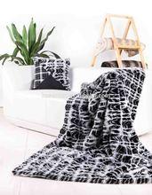 hot sale 2015 new flower design luxury blankets