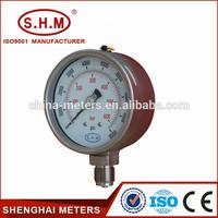 chemical industry manufacturer psi pressure gauge