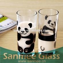 10oz Milk Drinks Highball Glass Cup Children Use