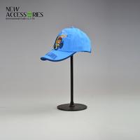 bule color embroidery baseball hats lion printing