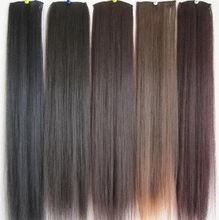 100% human hair, silk straight Brazilian human remy hair weaving