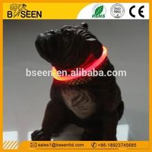 Best quality light safety glow up new dog neck belt