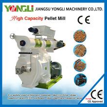 CE certification economic low consumption biomass pellet making machine