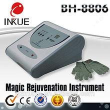 BH-8806 galvanic magic rejuvenation equipment/skin tightening magic gloves