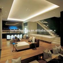 Top quality garapa laminate wooden flooring for indoor