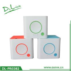 Ultra Portable Pocket Size Wireless Music Mini Bluetooth Speaker