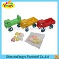 interestting mini caminhão de brinquedo com doces