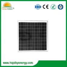 OEM 50w PV poly Solar Panel,micro solar panels