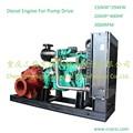 400HP 3000 RPM motor Diesel para a bomba de combate a incêndio
