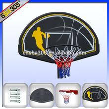 SBA305 Easy Assemble Basketball Backboard for Basketball Hoop