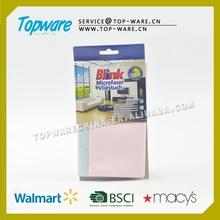 80/20 Yellow 50x60 280gsm terry microfiber cleaning floor towel
