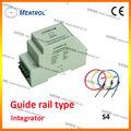 Flexible bobine de rogowski rail de guidage intégrateur s4 air- fourré bobine four électrique détecteur de courant