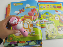 talking pen with 8 books for kid learning Chinese&English