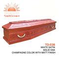 Td-e06 chinês barato preço MDF caixão