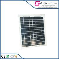 camping 5w 9v pv solar panel