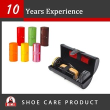 Professional boot cleaner kit for travel