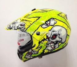 Factory direct sell full face motocross helmet