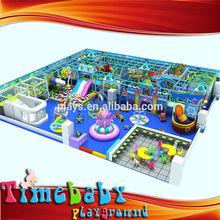 HSZ-KTBB407 playground spring horse in kids indoor playground design