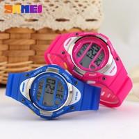 2015 SKMEI latest arrival popular plastic kids digital watches
