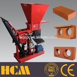 ECO BRAVA ecological brick machine soil cement