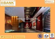 (BK01-0003)3D Leisure Plaza Design Services/3D interior and exterior design for Hotel