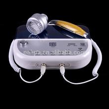 Bio photon Light therapy Lamp Ultrasonic Facial Massager