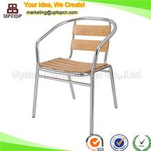 (SP-OC708) Wholesale factory price outdoor arm chair aluminum