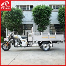 Heavy Duty Cargo Tricycle 250cc Motorcycle Truck Bike / Closed Tricycle Cargo Box Available