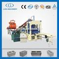 Qt4-15c paver blocos que faz a vibrador mesa