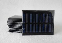 M 110*160mm 2.6W 6V low price mini solar panel
