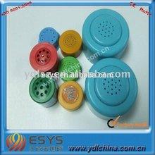 plastic press sound box press voice box press musical box for toys