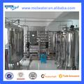 tratamiento de agua mineral de la máquina
