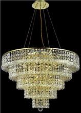 Arabic style antique crystal lamparas mineras