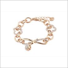 Wholesale Alibaba Fashion Design Bracelet Jewelry Personalized Copper Bracelet