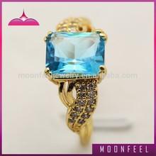 gold blue diamond ring 585 patterns