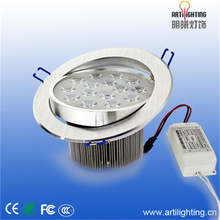 2015 good price led ceiling light 220v 12w downlight