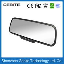 """Hd auto specchio di vista posteriore della telecamera registratore 2,7""""HD auto guida videoregistratore HD dash cam novatek nt96650+120 gradi ampia vista"""