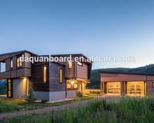 economic prefabricated home steel structure prefabricated villa