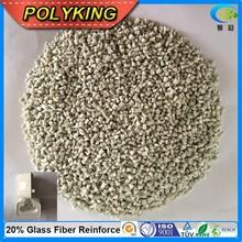 High performance glass fiber filled reinforced polyamide 66 PA66 GF20