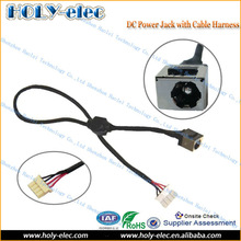 For Toshiba Satellite T135 T135D LAPTOP AC DC Power Jack PORT Socket CABLE HARNESS Wire(PJ302)