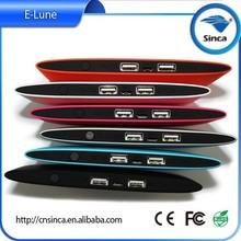 Sinca E-lune power bank charger,5500mah li-polymer manual for power bank battery charger