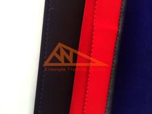 SGS Certification 100% nylon velvet flock fabric for jewelry box, pouch