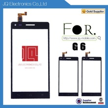 Chinese phone good quality low cost touch screen for HUAWEI G6