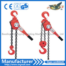 HSH lever chain pulley block(0.75~10 ton)